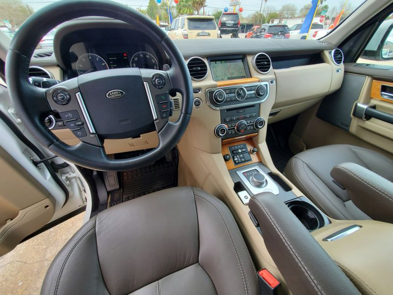 2014 Land Rover LR4 LUX  Brownsville TX  English Motors  in Brownsville, TX