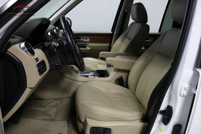 2014 Land Rover LR4 LUX Merrillville, Indiana 10
