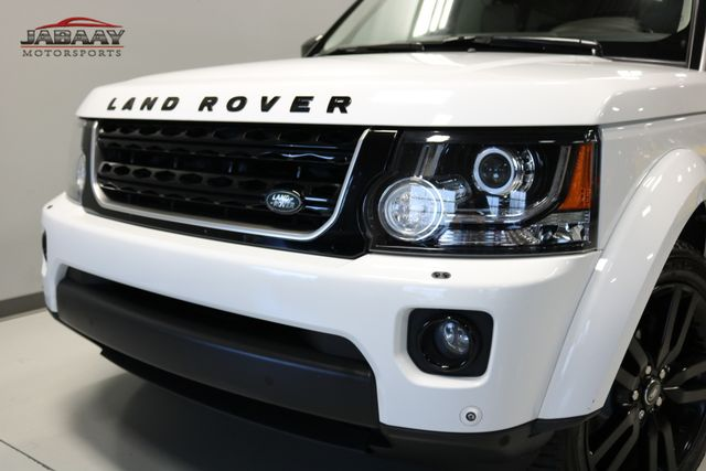 2014 Land Rover LR4 LUX Merrillville, Indiana 32