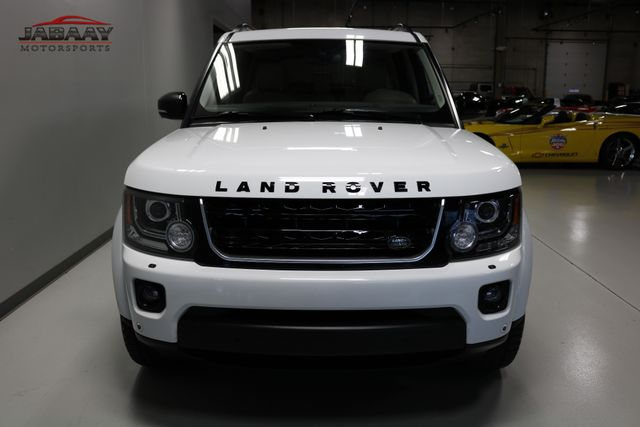 2014 Land Rover LR4 LUX Merrillville, Indiana 7