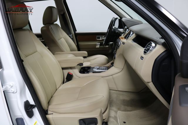 2014 Land Rover LR4 LUX Merrillville, Indiana 16