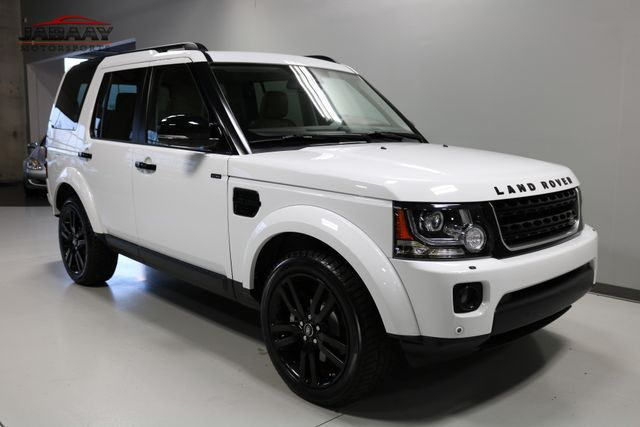 2014 Land Rover LR4 LUX Merrillville, Indiana 6