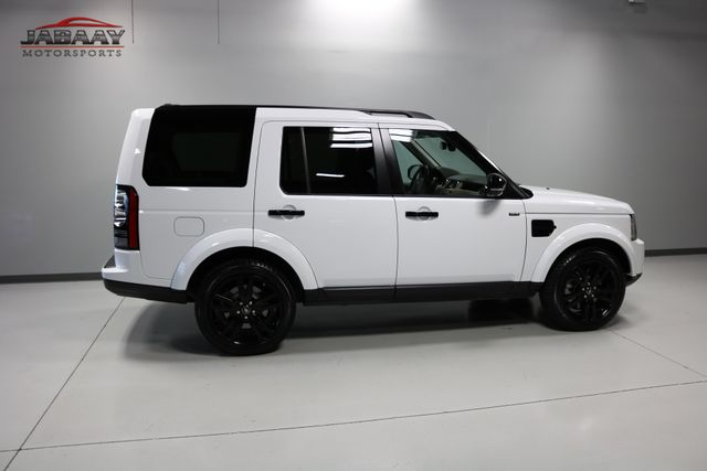 2014 Land Rover LR4 LUX Merrillville, Indiana 43