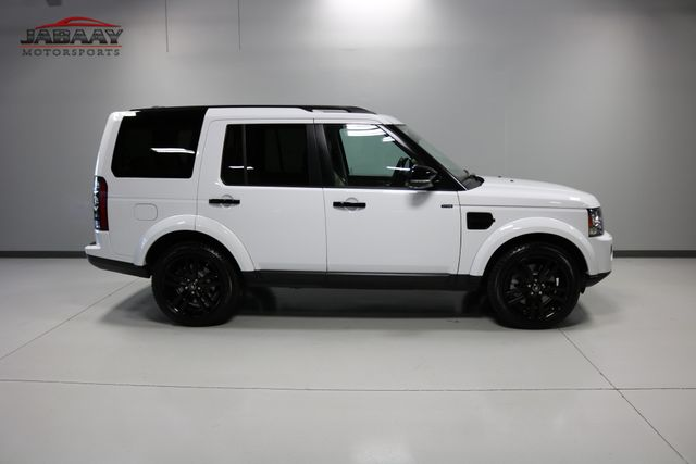 2014 Land Rover LR4 LUX Merrillville, Indiana 44