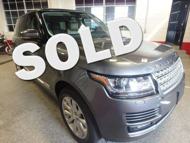 2014 Land Rover Range Rover HSE. LARGE ROOF, B/U CAM, ALL THE GOODS. Saint Louis Park, MN
