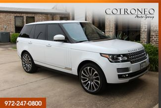 2014 Land Rover Range Rover Supercharged Autobiography in Addison, TX 75001