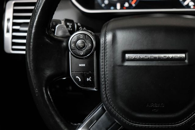 2014 Land Rover Range Rover Supercharged Autobiography Executive Rear Seat Pkg in Addison, TX 75001