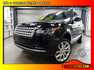 2014 Land Rover Range Rover Supercharged in Airport Motor Mile ( Metro Knoxville ), TN 37777