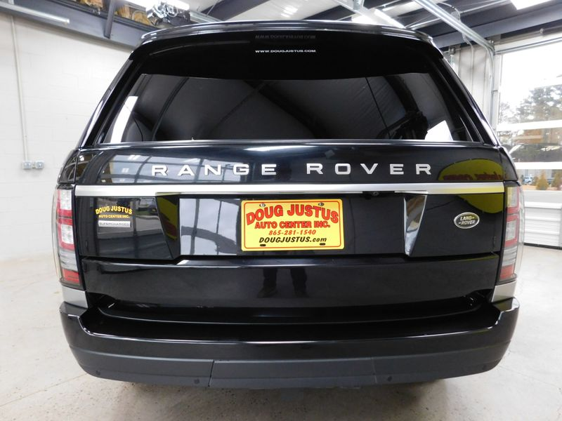 2014 Land Rover Range Rover Supercharged  city TN  Doug Justus Auto Center Inc  in Airport Motor Mile ( Metro Knoxville ), TN