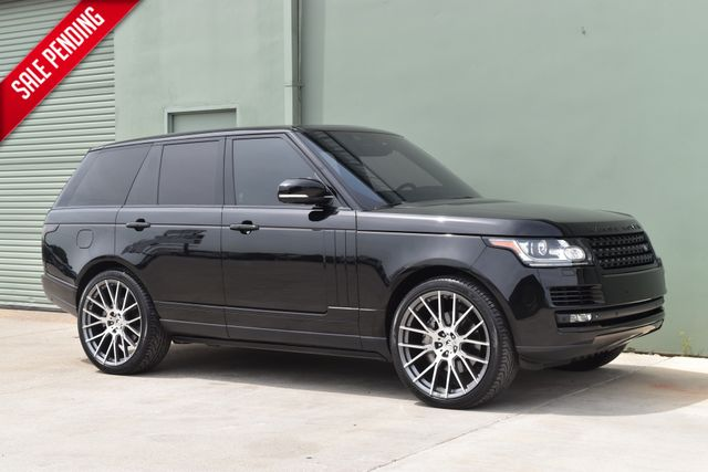 2014 Land Rover Range Rover Supercharged | Arlington, TX | Lone Star Auto Brokers, LLC-[ 4 ]