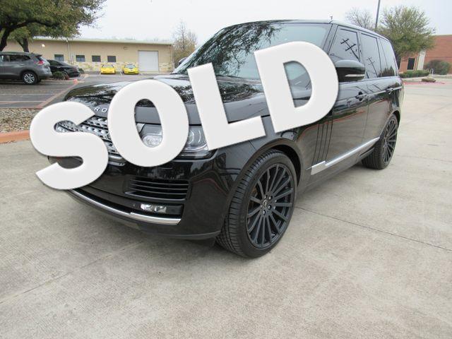 2014 Land Rover Range Rover Supercharged Austin , Texas
