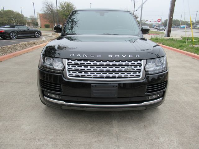 2014 Land Rover Range Rover Supercharged Austin , Texas 7