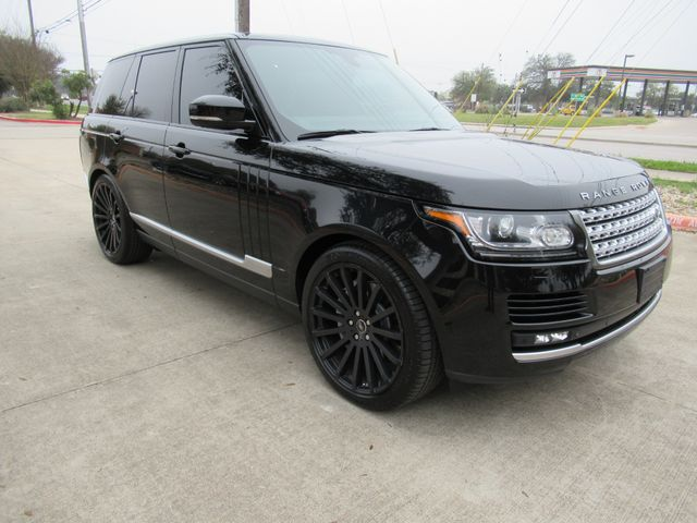 2014 Land Rover Range Rover Supercharged Austin , Texas 6