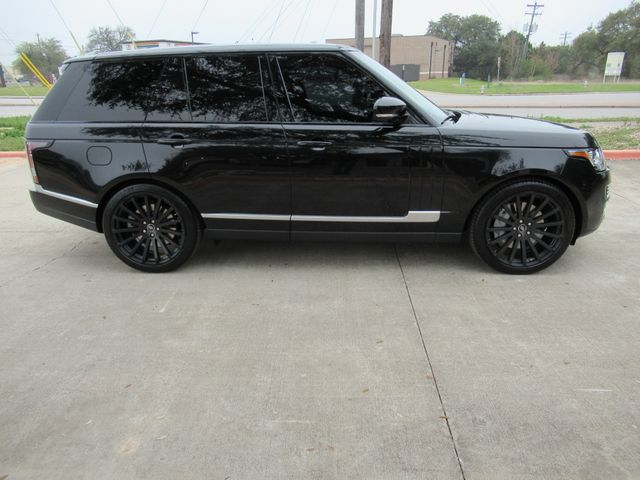 2014 Land Rover Range Rover Supercharged Austin , Texas 5