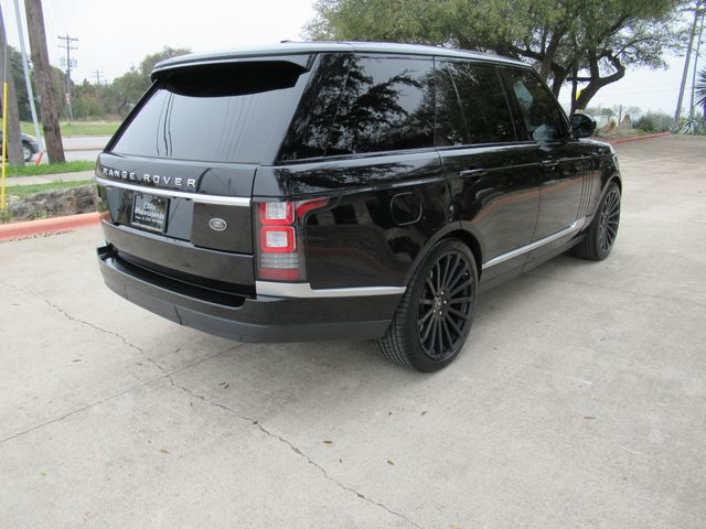 2014 Land Rover Range Rover Supercharged Austin , Texas 4