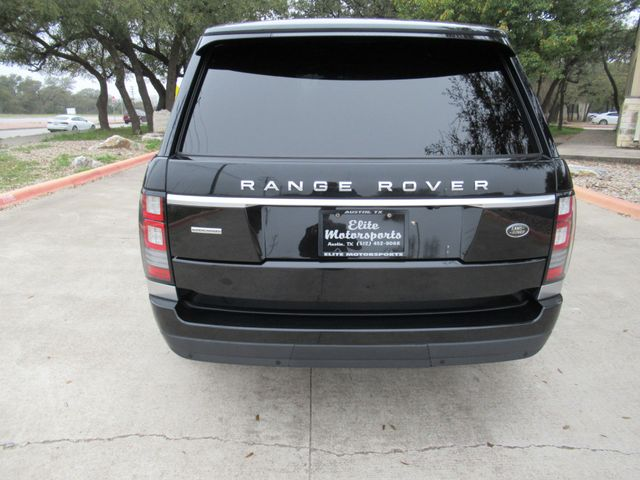 2014 Land Rover Range Rover Supercharged Austin , Texas 3