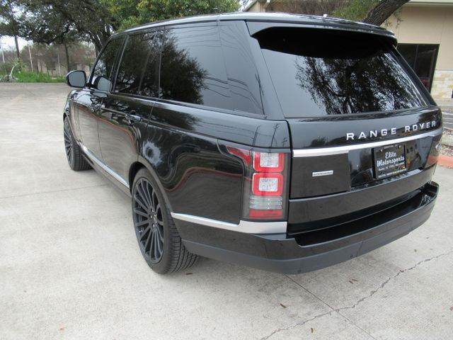 2014 Land Rover Range Rover Supercharged Austin , Texas 2