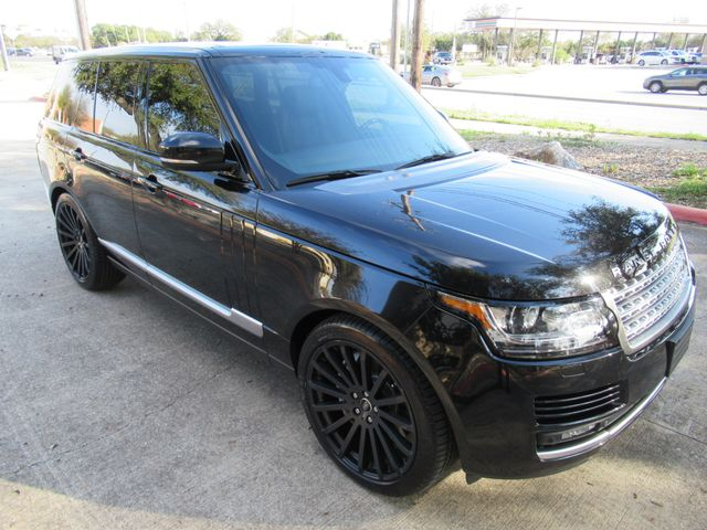 2014 Land Rover Range Rover Supercharged Austin , Texas 8