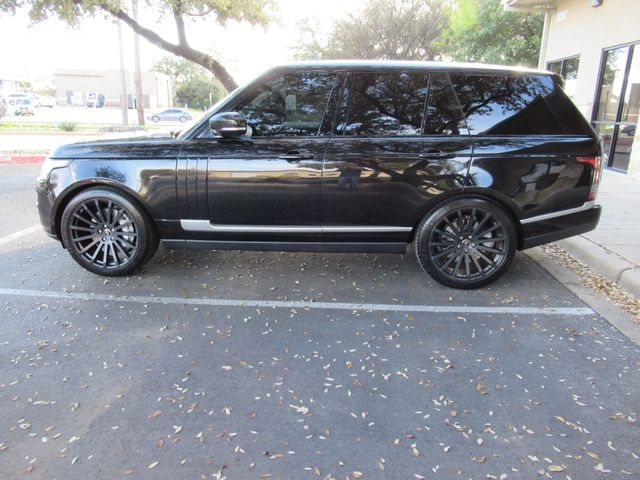 2014 Land Rover Range Rover Supercharged Austin , Texas 9