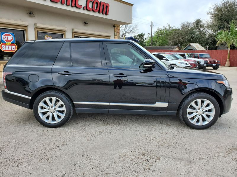 2014 Land Rover Range Rover HSE  Brownsville TX  English Motors  in Brownsville, TX