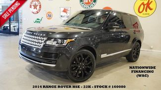 2014 Land Rover Range Rover HSE PANO ROOF,NAV,BACK-UP,HTD/COOL LTH,BLK 22'S... in Carrollton TX, 75006