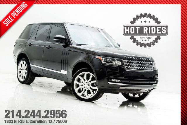 2014 Land Rover Range Rover Supercharged in Carrollton, TX 75001