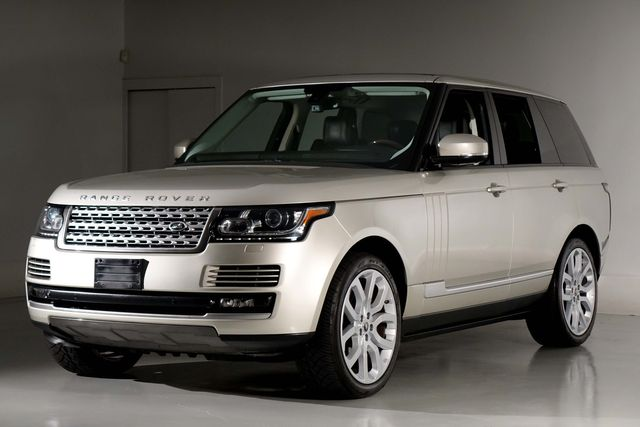 2014 Land Rover Range Rover Supercharged V8
