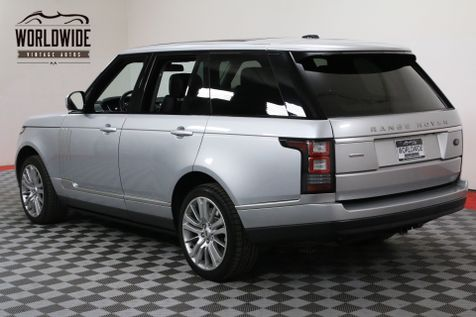 2014 Land Rover RANGE ROVER SUPERCHARGED FULLY LOADED | Denver, CO | Worldwide Vintage Autos in Denver, CO