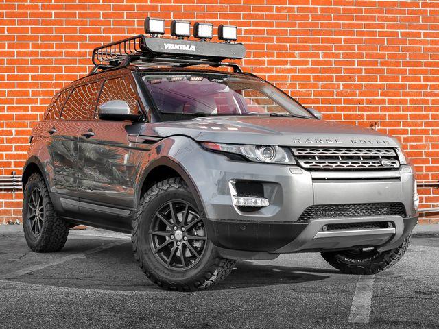 2014 Land Rover Range Rover Evoque Pure Plus Burbank, CA 1