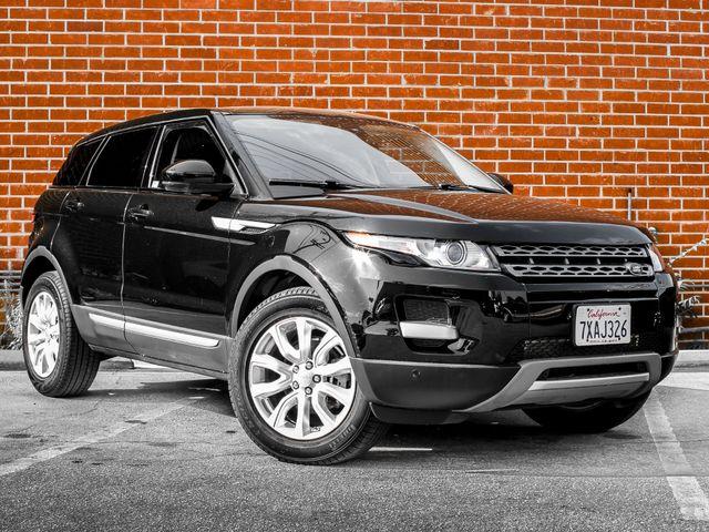 2014 Land Rover Range Rover Evoque Pure Burbank, CA 1
