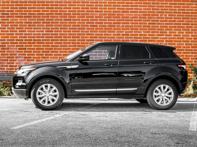 2014 Land Rover Range Rover Evoque Pure Burbank, CA 4