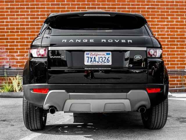 2014 Land Rover Range Rover Evoque Pure Burbank, CA 7