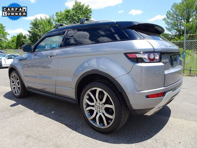 2014 Land Rover Range Rover Evoque Dynamic Madison, NC 4