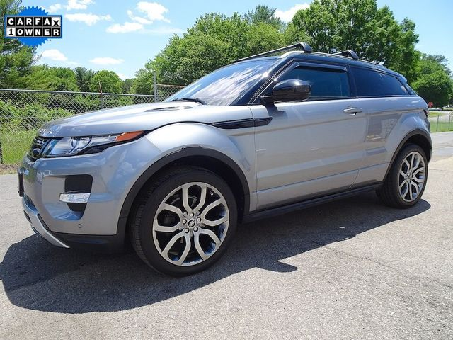 2014 Land Rover Range Rover Evoque Dynamic Madison, NC 6