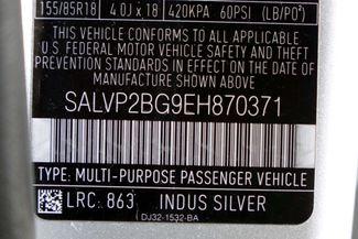 2014 Land Rover Range Rover Evoque NAVI * Climate Comfort Pkg * VISION ASSIST * Pano Plano, Texas 47