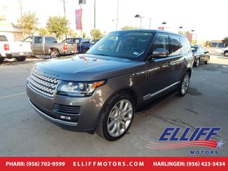 2014 Land Rover Range Rover HSE in Harlingen TX, 78550