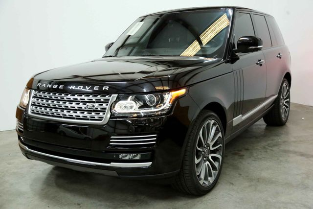 2014 Land Rover Range Rover Supercharged Autobiography Houston, Texas 0