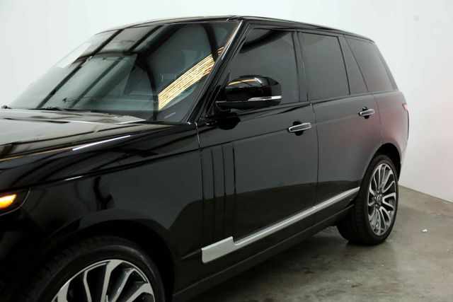 2014 Land Rover Range Rover Supercharged Autobiography Houston, Texas 7