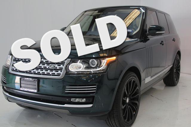 2014 Land Rover Range Rover HSE Houston, Texas 0