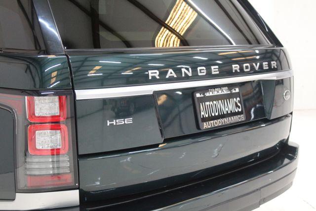 2014 Land Rover Range Rover HSE Houston, Texas 11