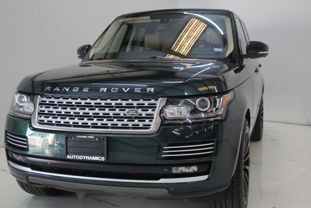 2014 Land Rover Range Rover HSE Houston, Texas 2