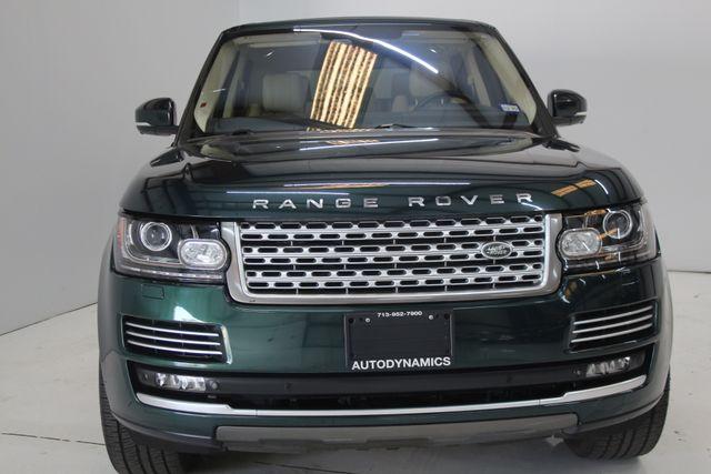 2014 Land Rover Range Rover HSE Houston, Texas 3