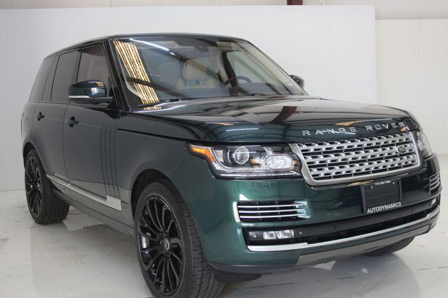 2014 Land Rover Range Rover HSE Houston, Texas 4