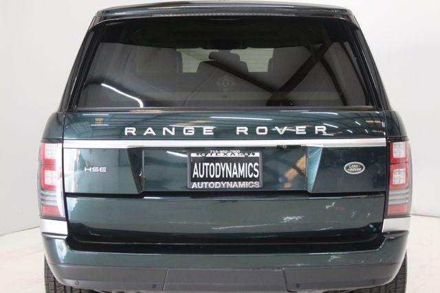 2014 Land Rover Range Rover HSE Houston, Texas 9