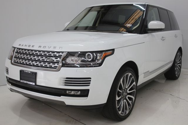 2014 Land Rover Range Rover Supercharged Autobiography Houston, Texas 1
