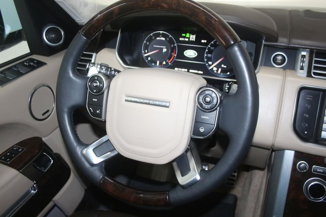 2014 Land Rover Range Rover Supercharged Autobiography Houston, Texas 18