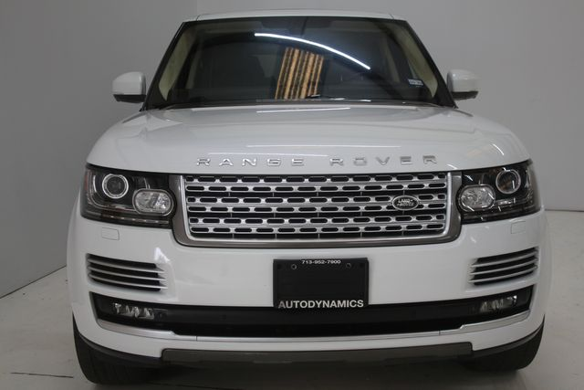 2014 Land Rover Range Rover Supercharged Autobiography Houston, Texas 3