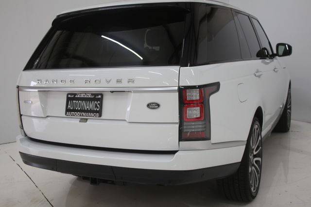 2014 Land Rover Range Rover Supercharged Autobiography Houston, Texas 9