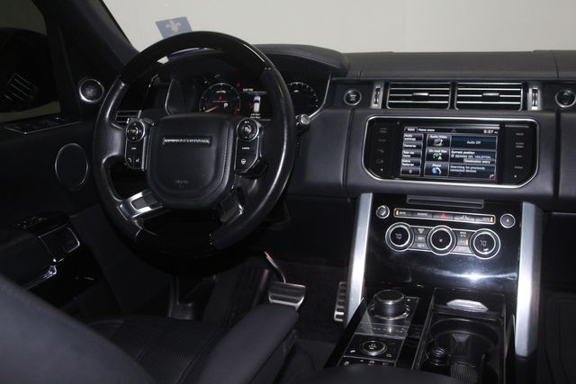 2014 Land Rover Range Rover Supercharged Ebony Edition Houston, Texas 11