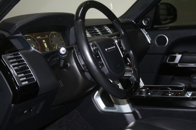 2014 Land Rover Range Rover Supercharged Ebony Edition Houston, Texas 17